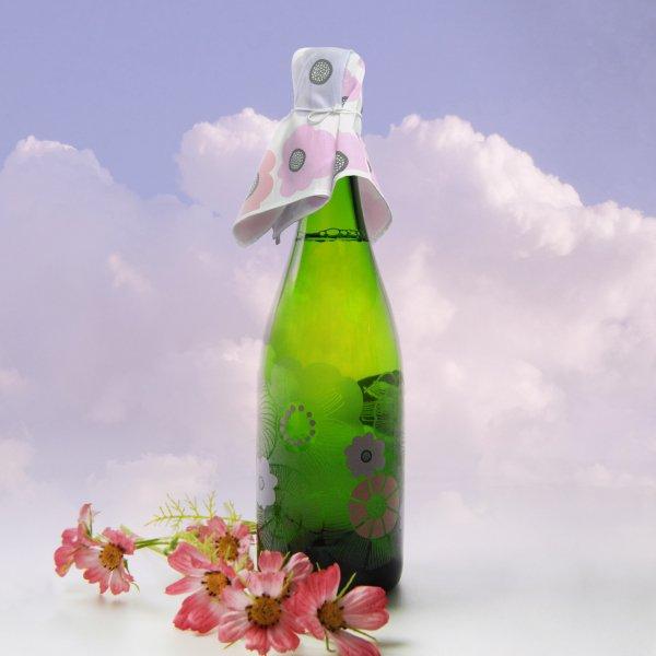 画像1: 【2本以上ご購入で10%OFF】スパークリング日本酒 涼味_微発泡(720ml)-MM