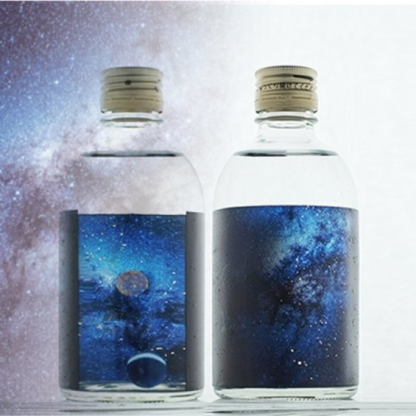 画像1: Ginga 〈Milky way〉Mercury -水星- 辛口純米(300ml)